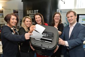 Ulster University students making sense of elections