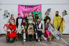 Ulster University Students and Alumni in Array Collective shortlisted for Turner Prize