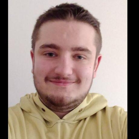 Profile pic Pawel Burkowski