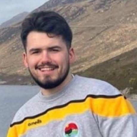Profile pic Conor Donaghy