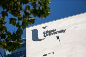 Belfast Campus Exterior
