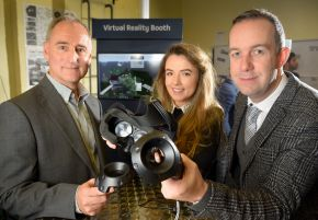 Ulster University students partner with leading built environment firms in innovative educational initiative