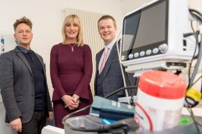 Ulster University launches test centre to meet growing demands for nurses across the UK