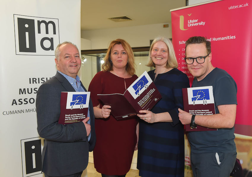 Irish Museum Sector Prepares for Brexit