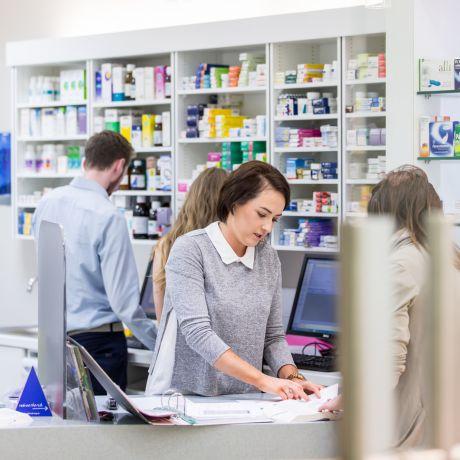 Pharmacy - In Focus