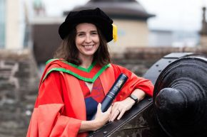Ulster University honours leading Silicon Valley executive