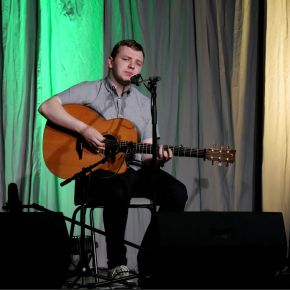 Local folk music star hits the right note at Ulster University