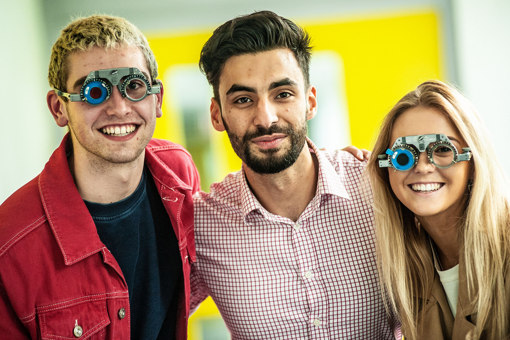 Open Day at Ulster University's Coleraine campus