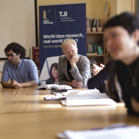 Lecture by Dr Thomas Hansen - The ICC and Complementarity (In) action in the UK