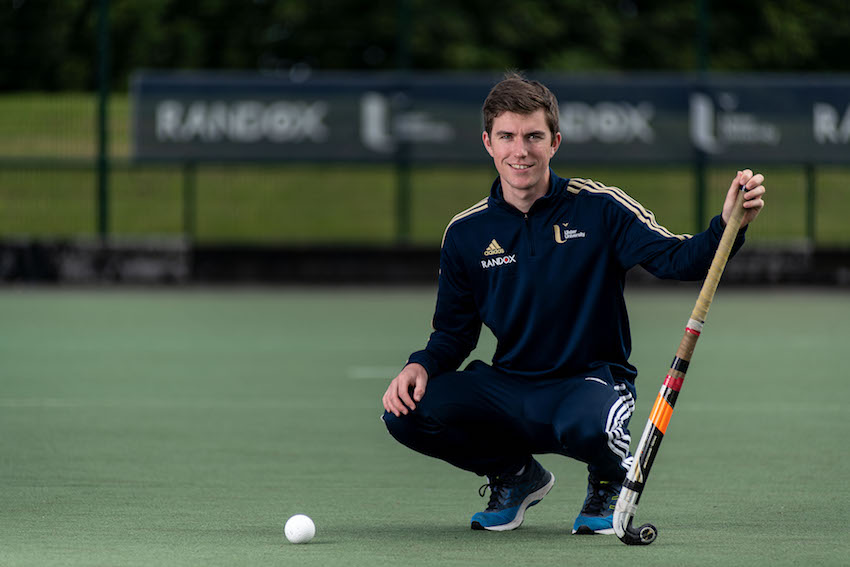 Outstanding young coach awarded degree from Ulster University