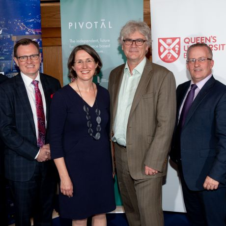 First event for NI's new public policy think tank