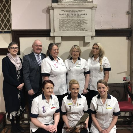 Ulster University's Nurses of the future take inspiration from a local heroine of the past