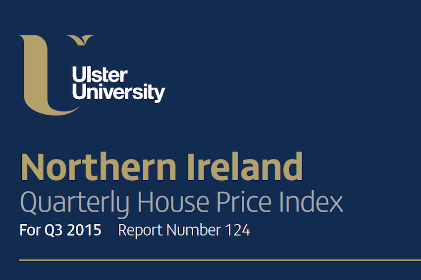 Ulster University research paints optimistic picture of Northern Ireland housing market
