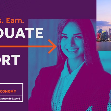 Graduate to Export: Supporting Local Businesses on the International Stage