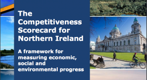 How Northern Ireland fares against its competitors: measuring economic, social and environmental progress: The Competitiveness Scorecard 2020.