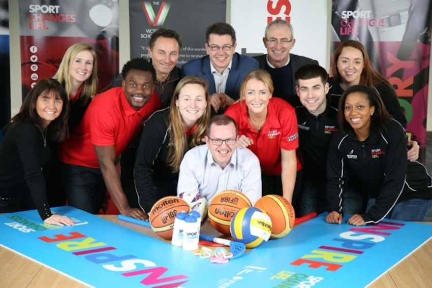 Ulster University welcomes support from the Rory Foundation for Sport Changes Life