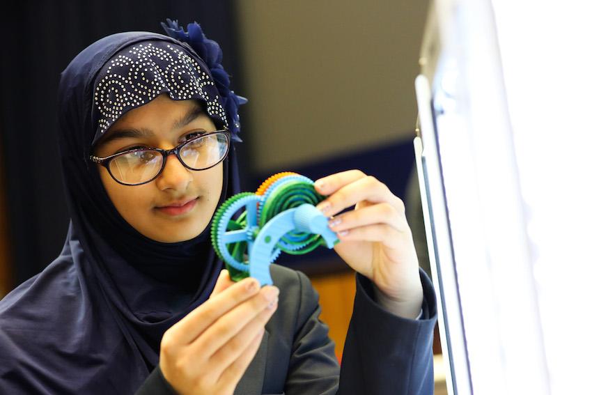 Ulster University inspires next generation of female engineers