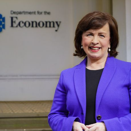 Ulster University Business School Publish New Podcast on Skills and Economic Recovery with Economy Minister Diane Dodds