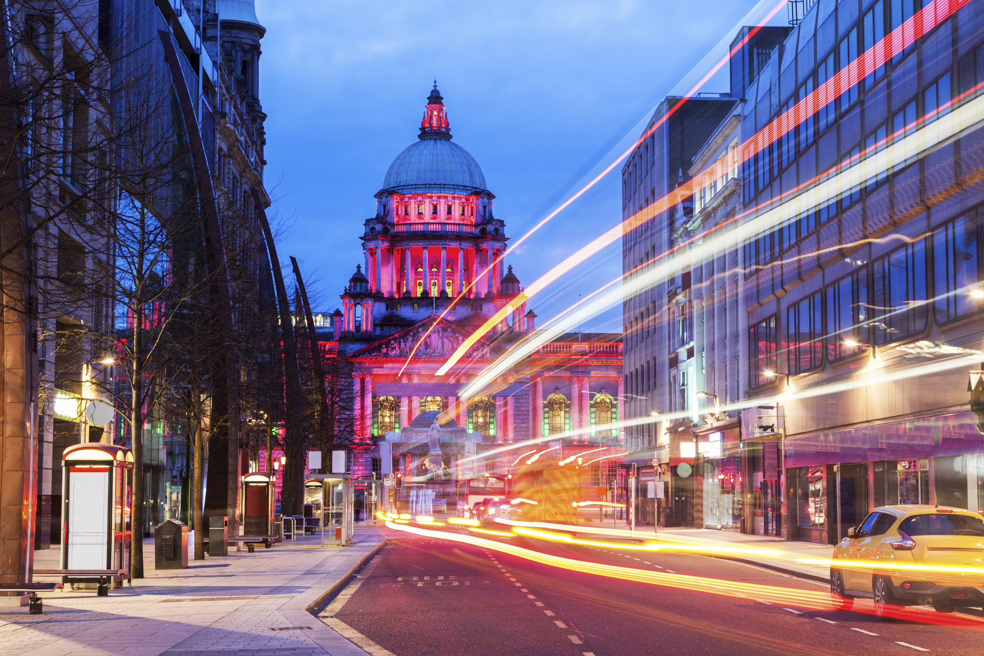 Innovation holds the key to Belfast's recovery