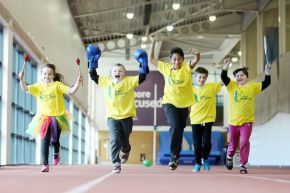 Ulster University celebrates 100 days to Rio with £100,000 of sports scholarships