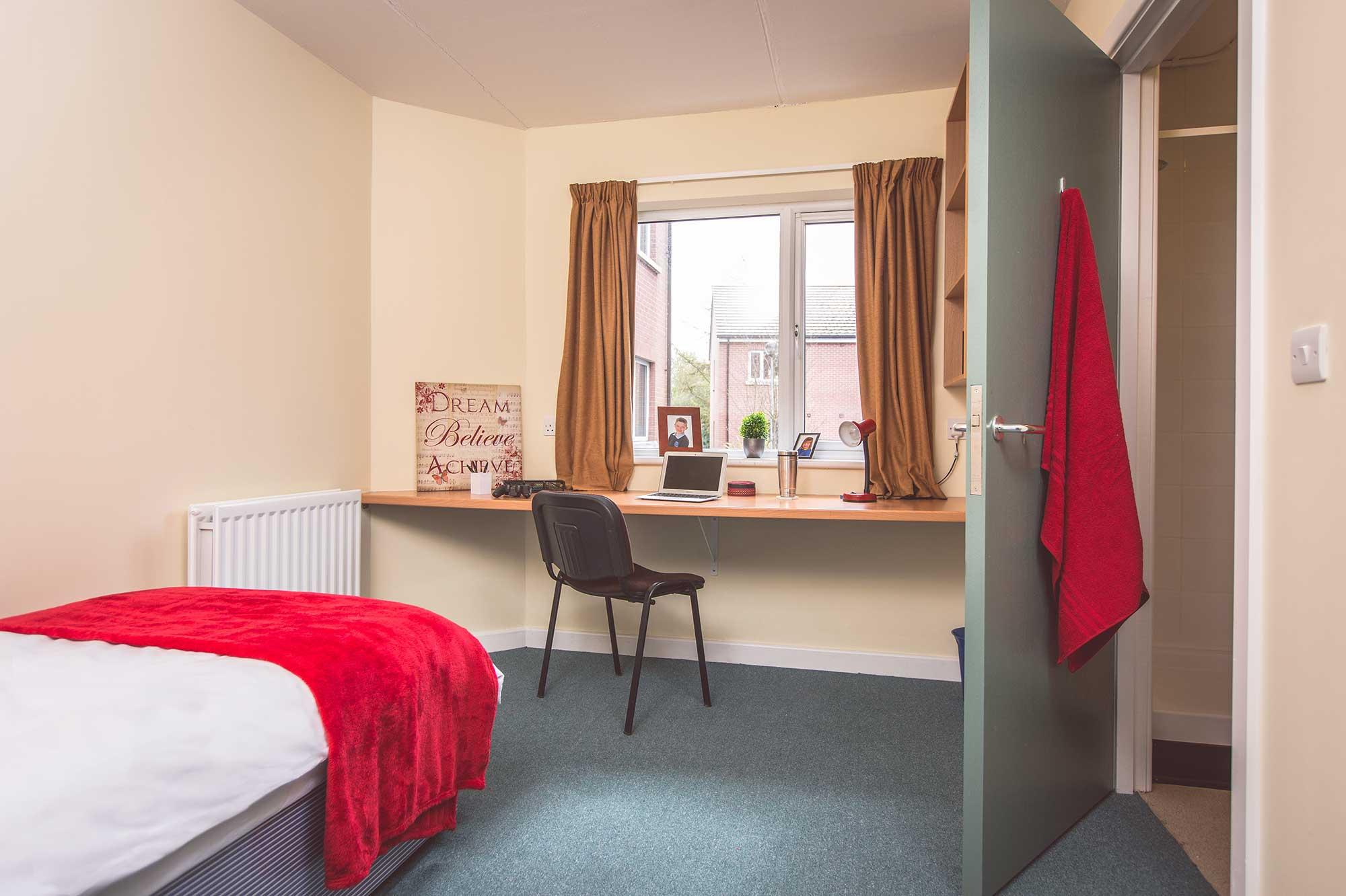 It Room: Dalriada Village Accommodation