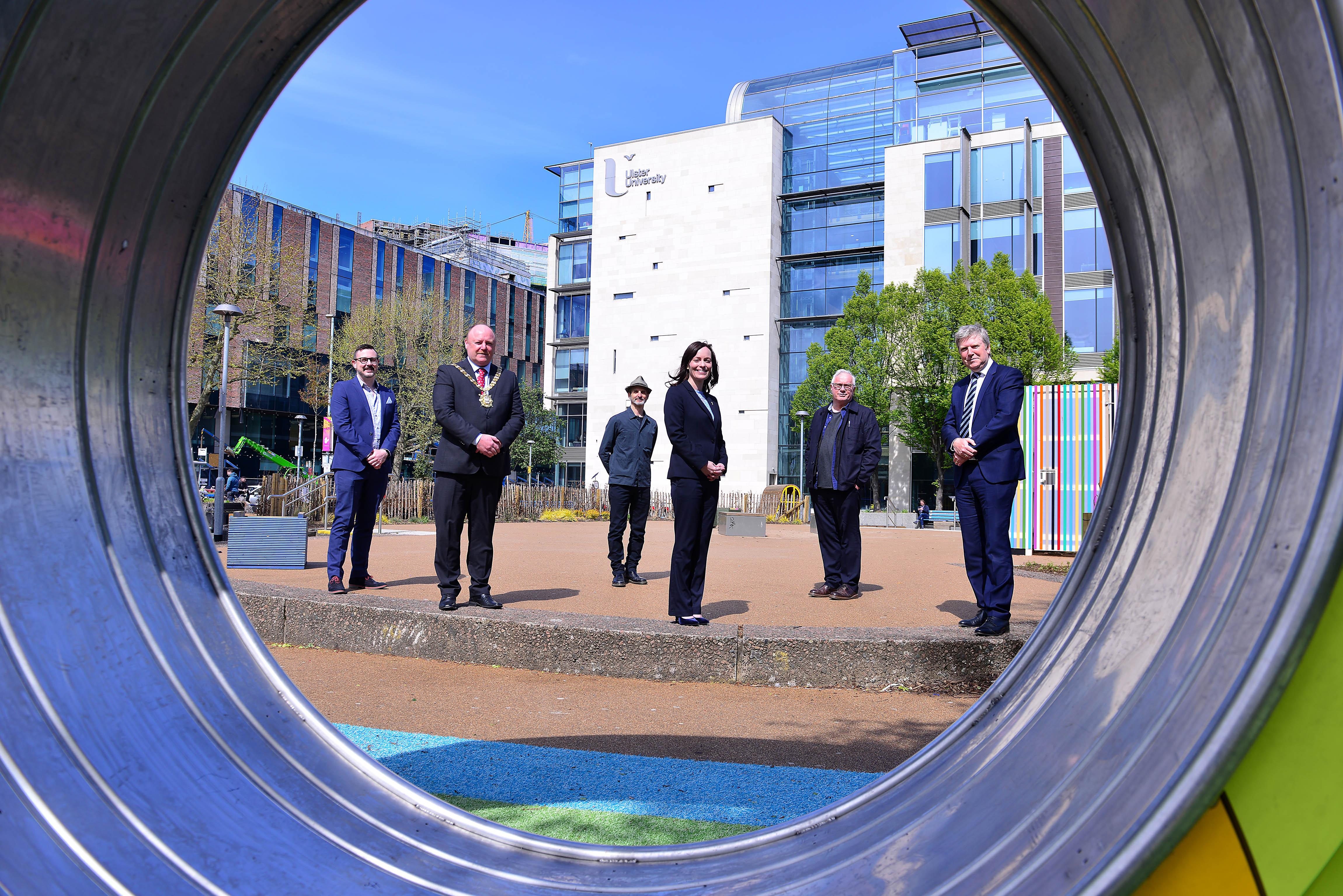 Belfast City Council members