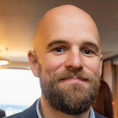 Profile pic Ian Smyth