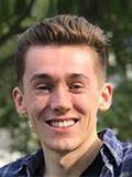 Mr Owen McCloskey, Students' Union President