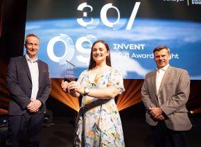 Ground-Breaking Cancer Treatment Technology Startup StimOxyGen Named Overall Winner Of Invent 2021 Awards