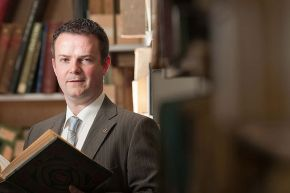 Malachy O'Neill - Head of School of Irish Language and Literature and Provost of the Magee campus