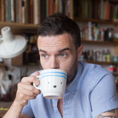 Visual lecture by award-winning artist Oliver Jeffers