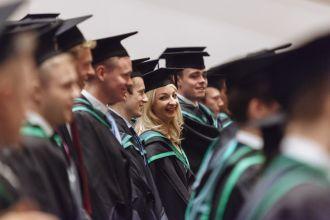 Ulster University Graduation