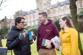 International students - Magee