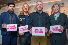 Secret Postcard