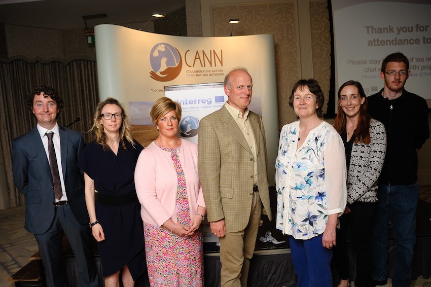 Launch of the INTERREG VA collaborative action for the Natural Network Project (CANN)