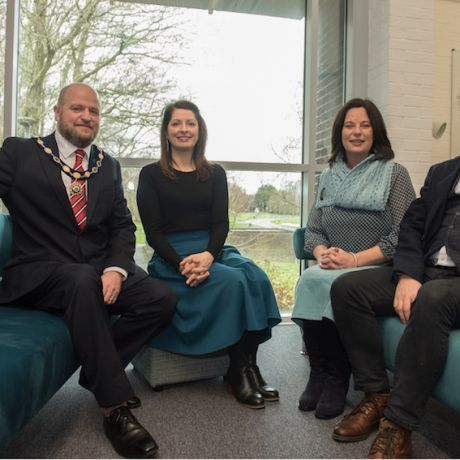 Ulster University launch creative learning space on the Coleraine campus