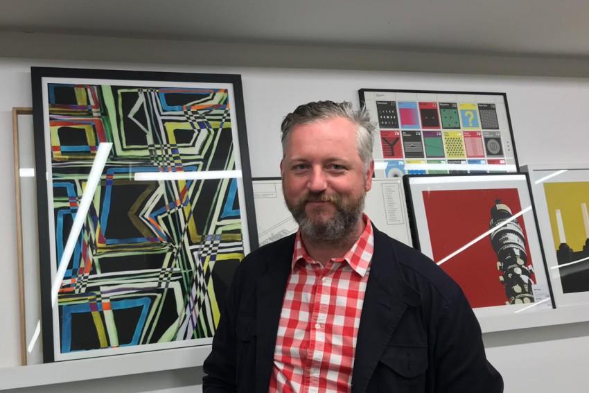 Stephen Dow (heraldBLACK) - Printmaker