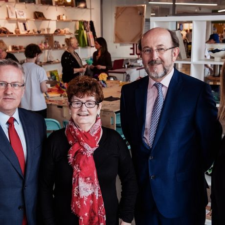 Ulster University becomes Northern Ireland's first age-friendly University