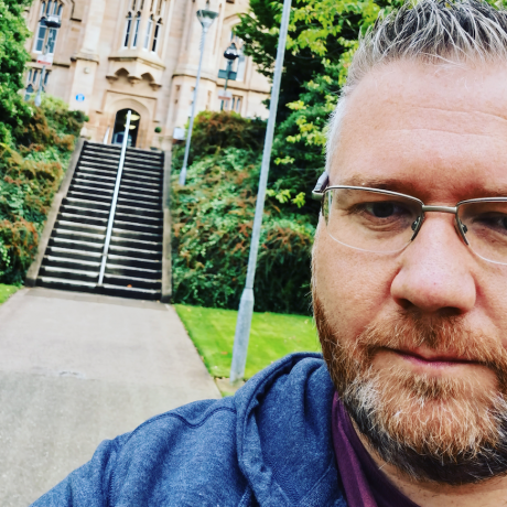 Andrew\'s story: What it\'s like to study at Ulster University