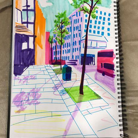 Foundation Art Coursework