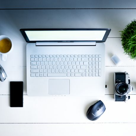 Working from home: How cluttered is your workspace today?
