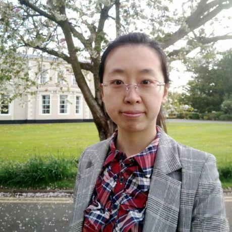 Profile pic Shurui Wang