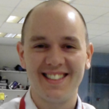 Profile pic Dr Aaron Courtenay