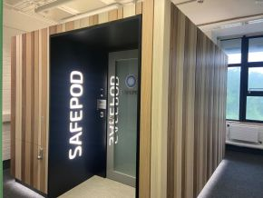Ulster University Coleraine Campus among first in UK to receive a SafePod, enabling researchers to access secure data