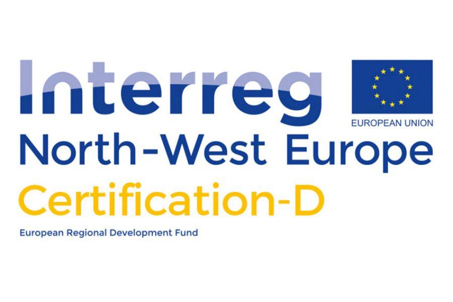 Interreg North West Europe Certification D