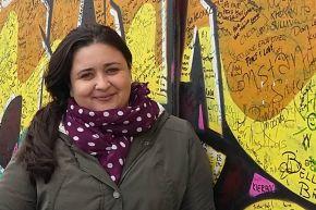 Venezuelan graduate brings home lessons from NI peace process