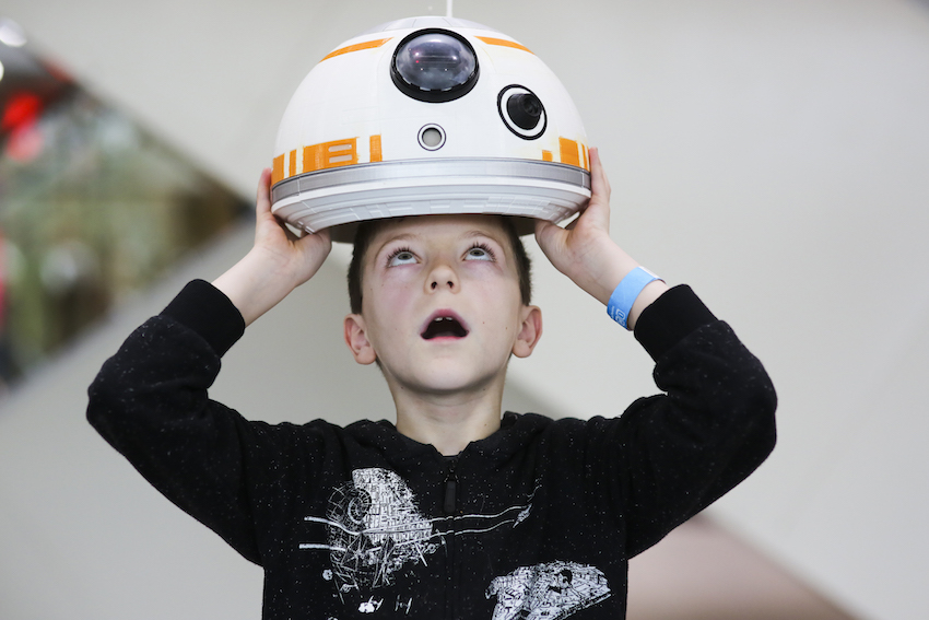 Ulster University sparks imaginations at Northern Ireland Science Festival