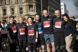 Belfast marathon - Ulster University