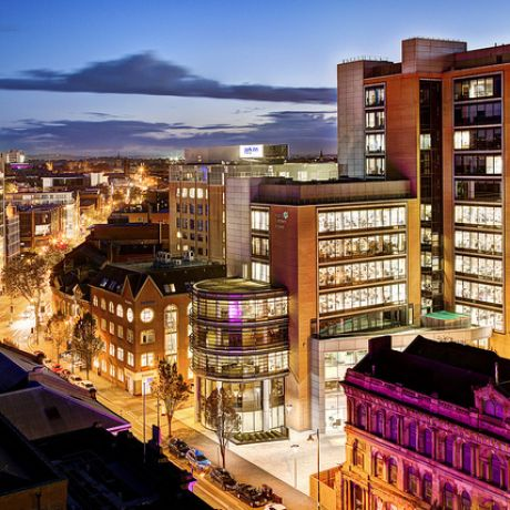 Spring into Business (Belfast) - The Entrepreneurial Business School in a volatile market