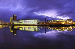 Belfast Waterfront